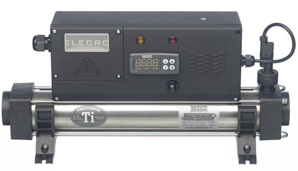 Elecro 900 Evo Titanium Aquatic Pond Heater Titanium Element Elecro Koi Pond Heaters