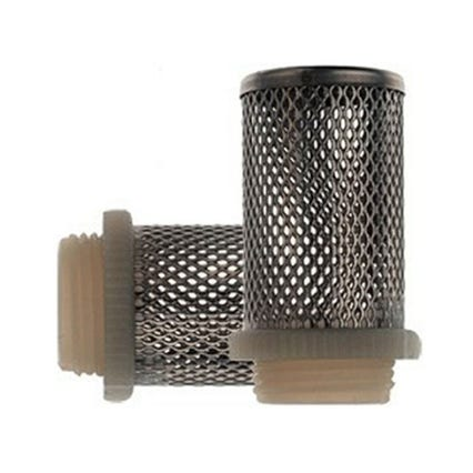 Stainless Steel Filter Cage (Male Thread)