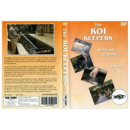 The Koi Keepers - Volume Three