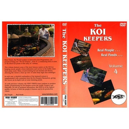 The Koi Keepers - Volume Four