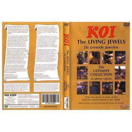 Koi The Living Jewels (The Ultimate Collection)
