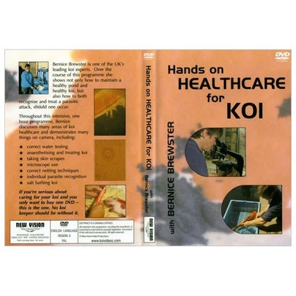 Hands on Healthcare for Koi