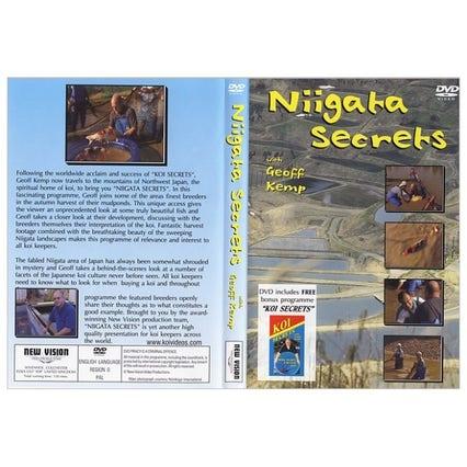 Niigata Secrets & Koi Secrets