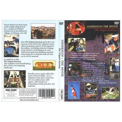 Nishikigoi the Movie (The Niigata Journey)