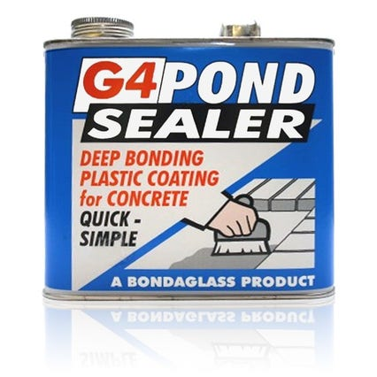 G4 Pond Sealer Green
