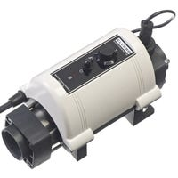 Elecro Nano Koi Pond Heater Titanium 3 kw (White Enclosure)