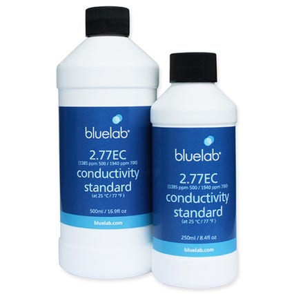 Bluelab 2.77 EC Conductivity Standard Solution