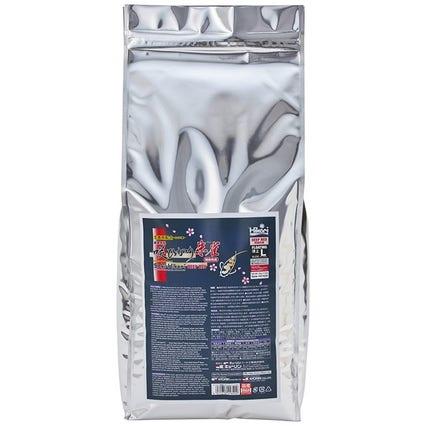 Saki Hikari Deep Red Koi Food 5 kg Medium Pellet