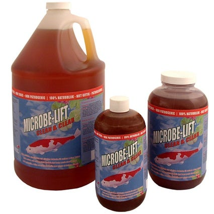 Microbe Lift Clean and Clear