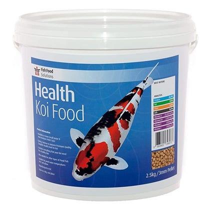 Fish Food Solutions Health