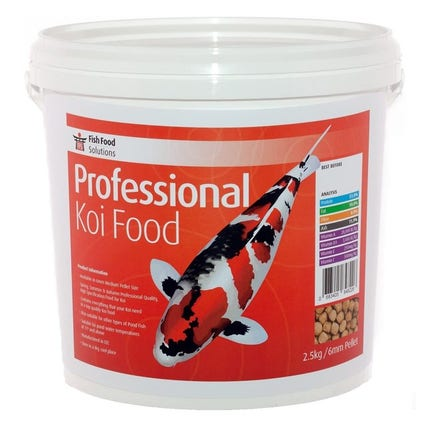 Fish Food Solutions Professional