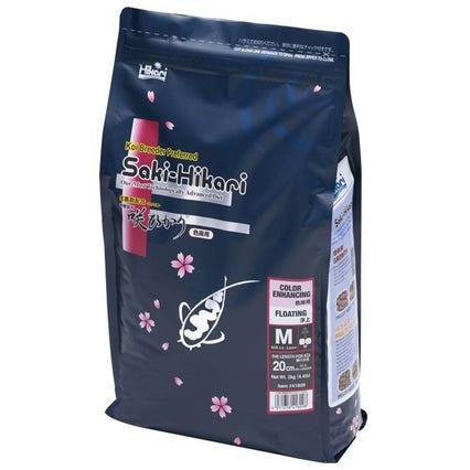 Saki Hikari Colour Enhancing Koi Food