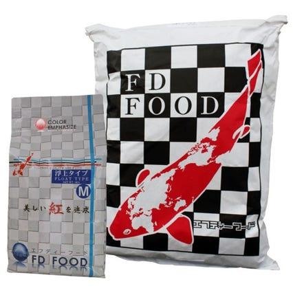 FD Koi Food Colour Emphasize