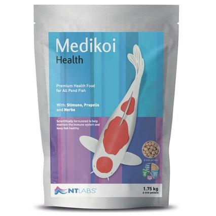 NT Labs MediKoi Health Koi Food