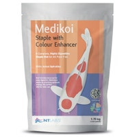 NT Labs MediKoi Staple with Colour Enhancer Koi Food