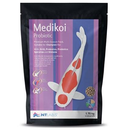 NT Labs MediKoi Probiotic Multi Season Koi Food