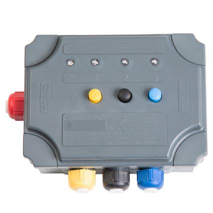 Kockney Koi Yamistu 3 Way Switch Box